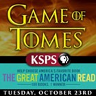 The Great American Read: Finale Watch Party
