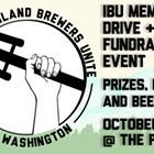 IBU Membership Drive & Fundraiser Dinner
