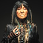 Poetic, political and indebted to her Native American ancestry, Buffy Sainte-Marie is a powerful voice in music