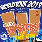 The Toasters with Wasted Breath, Sid Broderius & the Emergency Exit and more