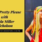 Signing: Linda Miller Nicholson