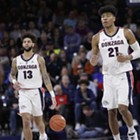 With Clarke, Hachimura and now Tillie, Gonzaga's big men are a force for WCC foes to contend with