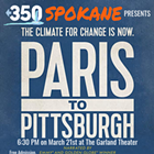 350 Spokane Presents: Paris to Pittsburgh