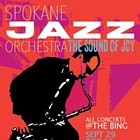 Spokane Jazz Orchestra ft. the Andy Coe Band