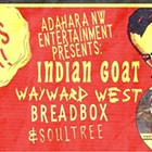 Indian Goat, Wayward West, Breadbox, Soultree