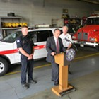 City and firefighters union reach sweeping agreement to restore ARU program