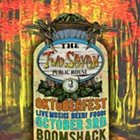 Oktoberfest Party feat. Jus Wright & the River City Roots, Hey! is For Horses, Boomshack String Band