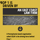 Is an 'East Coast law firm' behind the latest Envision initiative?