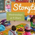 Storytime & Art at Spark