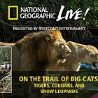 Nat Geo Live!: On the Trail of Big Cats
