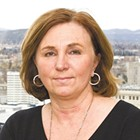 City Attorney Nancy Isserlis is leaving her job at the City of Spokane