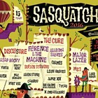 Sasquatch! feat. Disclosure, A$AP Rocky, Chet Faker, Andra Day, Unknown Mortal Orchestra, Grace Love & the True Loves
