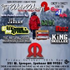 The Winter Warmup featuring Itz Jaaken, Change & Matisse, The Naturalystics, Bortha Nature and Lucas Brown, Devi, Modz, King Skellee