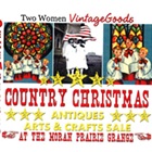 Country Christmas Show Vintage Sale