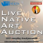 First Friday: LIVE Native Art Auction