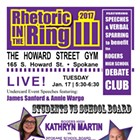 Rhetoric in the Ring III: Students vs. School Board