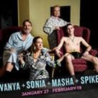 Vanya & Sonia & Masha & Spike