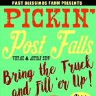 Pickin' Post Falls Vintage & Artisan Show