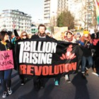 ONE BILLION RISING SPOKANE