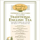Traditional English Tea