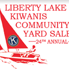 Liberty Lake Kiwanis Community Yard Sale