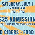 Downtown Coeur d'Alene Brew Fest