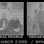 Cathedral Pearls, Cedar & Boyer