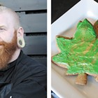 "Chef Freak's ""Cannabread"" Cookies"