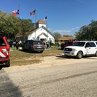 Texas Church Shooting Leaves at Least 25 Dead, Official Says