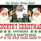 Two Women Country Christmas Antiques + Arts & Crafts Sale
