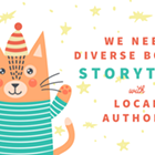 We Need Diverse Books! Storytime with Local Authors