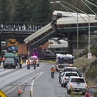 Amtrak Train Traveled at 80 MPH, Far Over 30 MPH Limit, Before Derailing