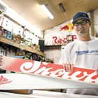 From skis to race cars, T.J. Sneva stays in the fast lane