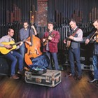 The Travelin' McCourys are bluegrass royalty who don't always stick to bluegrass