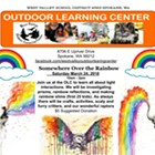 March Open House: Somewhere Over the Rainbow