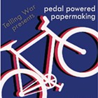 Pedal-powered Paper Making