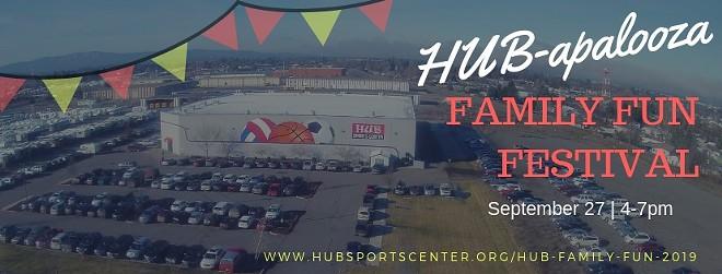 HUB-apalooza Family Fun Festival