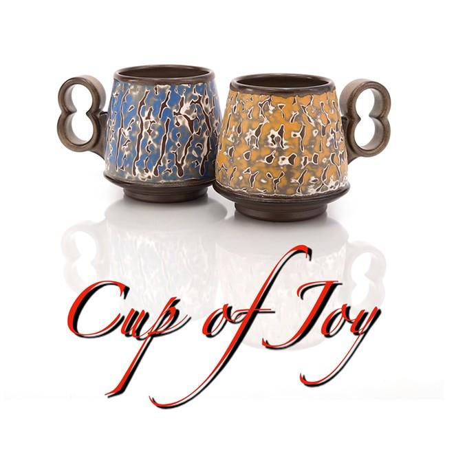 Cup of Joy Poster, Eric Van Eimeren Cups