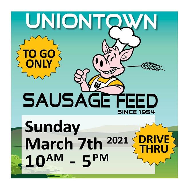 Uniontown Sausage Feed
