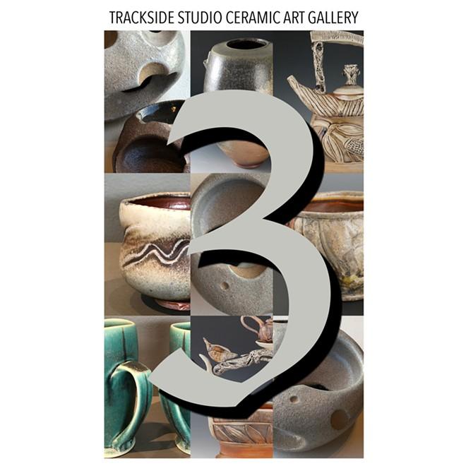 3 - OF US - Ceramics @ Trackside Studio