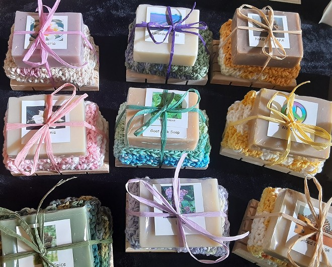 Artisan Soap and More by Biker B's Bathworks