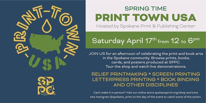 Print Town USA