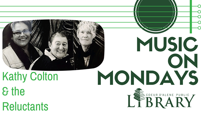 Music On Monday #3 - Kathy Colton & the Reluctants