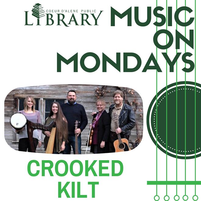 Music On Monday #3 - Crooked Kilt