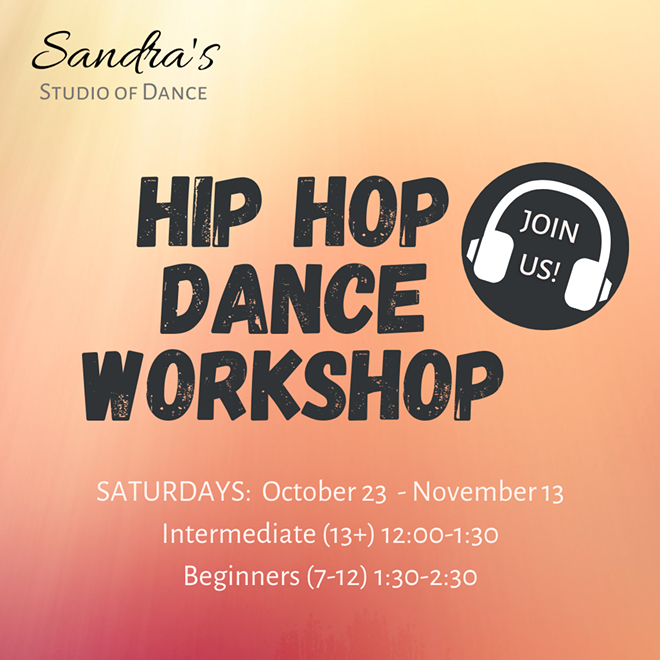 Learn some new moves or take your current skills to the next level!