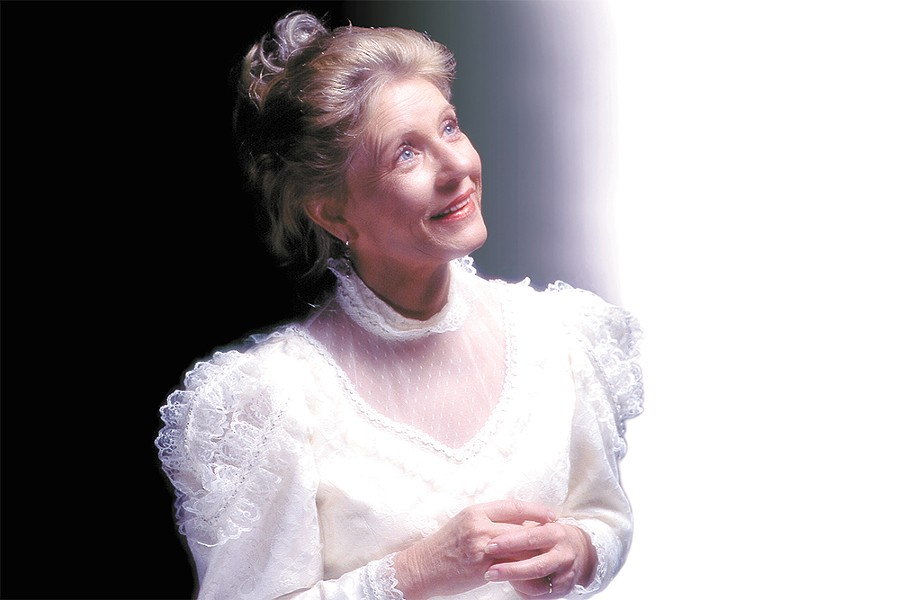 Patty Duke in The Glass Menagerie