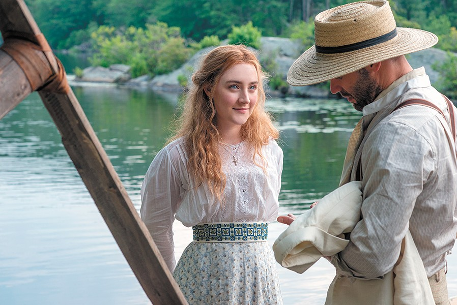 Saoirse Ronan and Corey Stoll tackle one of theater's most beloved pieces in The Seagull.