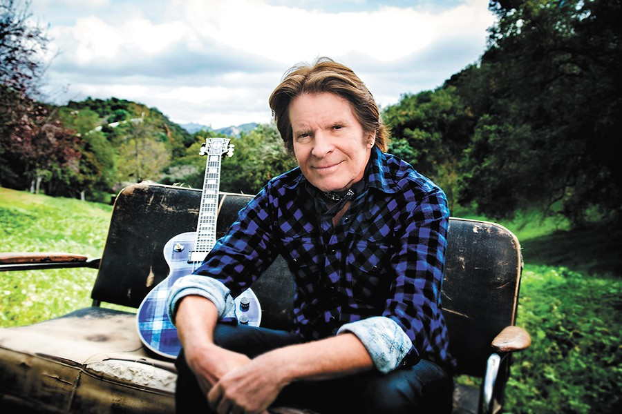 Rock legend John Fogerty hits Northern Quest next week; bring a nickel, tap your feet. - MYRIAM SANTOS PHOTO