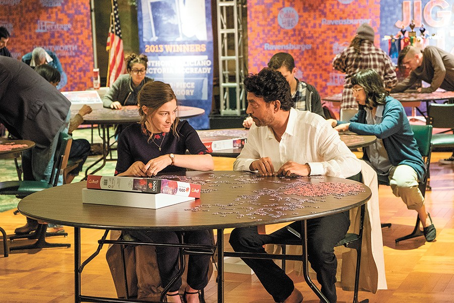 Puzzle is best when it's as modest as its heroine, Agnes, played by Kelly Macdonald.