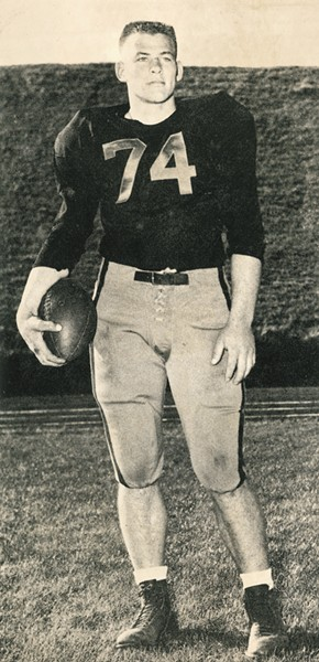 UI legend Jerry Kramer
